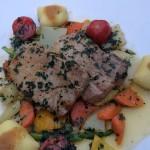 Thunfisch-Filet mit Kräutermarinade im Forissimo.